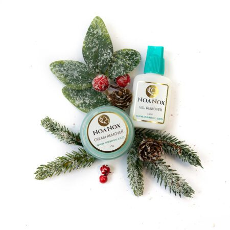 Pack Navideño Gel y Cream Remover